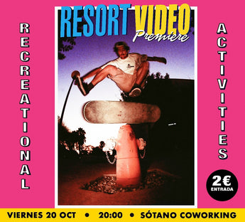 Resort video premiere