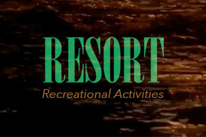 Resort Skateboarding - Recreational Activities video