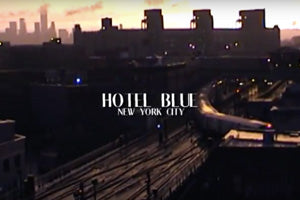 Hotel Blue's Rough Luxury