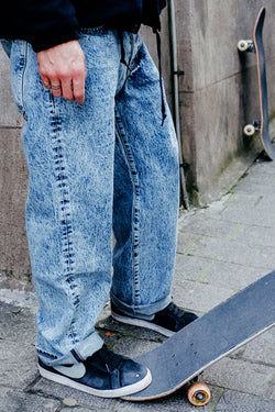 Pantalones 19.91 Denim - The Loose - Acid Drop - 19.91 Denim - Aimé Moss Skateboarding Shop