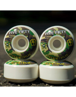 Ruedas 5-50 Kevin Taylor 54mm - 5-50 Wheels - Aimé Moss Skateboarding Shop