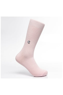 Chrystie Casual Socks Light Pink - Chrystie New York - Aimé Moss Skateboarding Shop