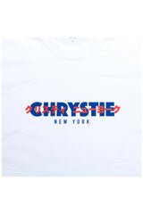 Chrystie OG + Japan Logo White Tee - Chrystie New York - Aimé Moss Skateboarding Shop