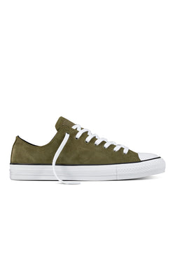 CONS CTAS Pro Low Olive Black - Converse Cons - Aimé Moss Skateboarding Shop