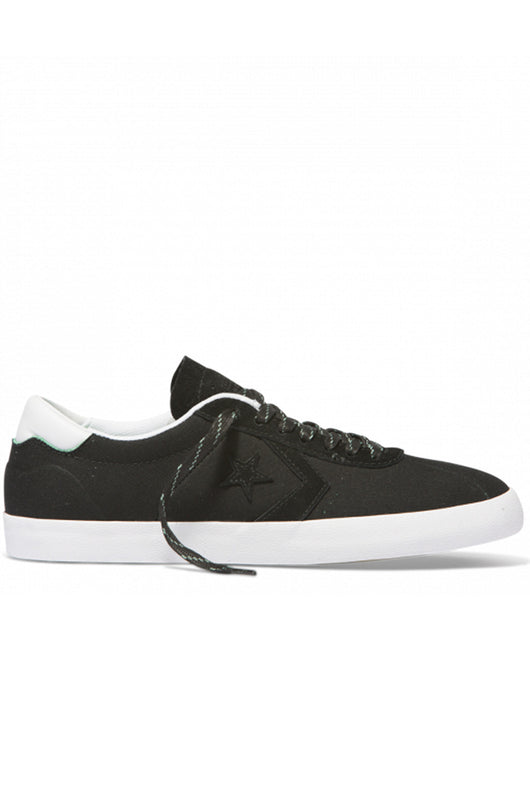 Converse - Breakpoint Pro Low Black White Green - Converse Cons - Aimé Moss Skateboarding Shop