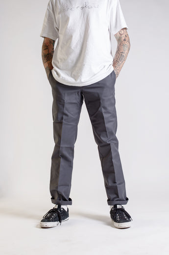 Dickies Industrial Work Pant Charcoal - Dickies - Aimé Moss Skateboarding Shop