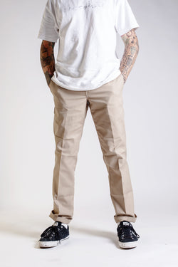 Dickies Industrial Work Pant Desert Sand - Dickies - Aimé Moss Skateboarding Shop