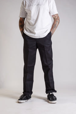 Dickies Original 874 Work Pant Black - Dickies - Aimé Moss Skateboarding Shop