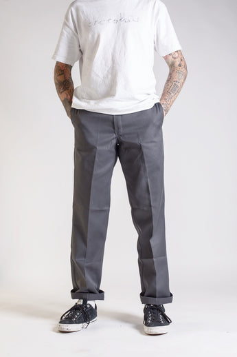 Dickies Original 874 Work Pant Charcoal Grey - Dickies - Aimé Moss Skateboarding Shop