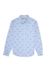 FA - Oxford Button Down Shirt - Fucking Awesome - Aimé Moss Skateboarding Shop