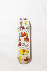 "Feel 'SENTFEELS' One Off 8,75"" - Feel Skateboards - Aimé Moss Skateboarding Shop"