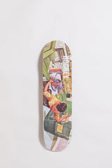 "Donovon Piscopo 'Ultraviolent' 8,38"" - Hockey - Aimé Moss Skateboarding Shop"