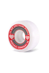 Mosaic Heart Wheels 54mm 102A - Mosaic - Aimé Moss Skateboarding Shop