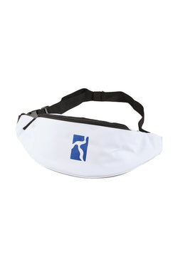 Poetic Collective Belt Bag White - Poetic Collective - Aimé Moss Skateboarding Shop