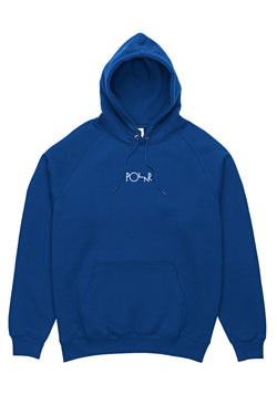 Polar Default Hood 80's Blue