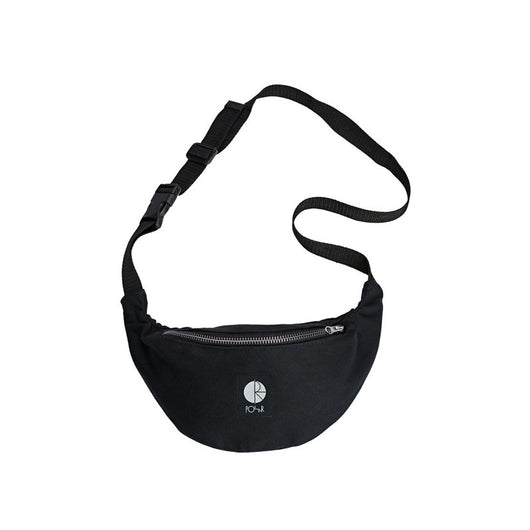 Riñonera Polar Hip Bag Black - Polar Skate Co. - Aimé Moss Skateboarding Shop