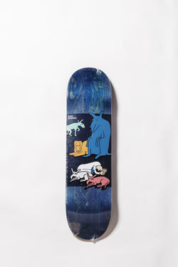 "Polar Nick Boserio 'All my Dogs' 8,25"" - Polar Skate Co. - Aimé Moss Skateboarding Shop"