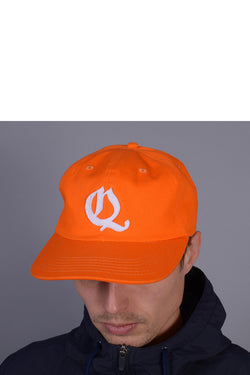 Quasi - OE Cap Orange - Quasi Skateboards - Aimé Moss Skateboarding Shop