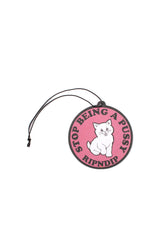 Ripndip - Stop Being A Pussy Air Freshener - Ripndip - Aimé Moss Skateboarding Shop