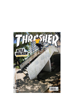 Thrasher Magazine Nº 441 Abril 2017 - Thrasher - Aimé Moss Skateboarding Shop