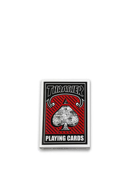 Thrasher Playing Cards - Thrasher - Aimé Moss Skateboarding Shop
