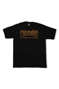 Thrasher Richter Tee Black