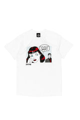 Thrasher New Boyfriend Tee White - Thrasher - Aimé Moss Skateboarding Shop