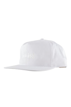 Welcome - Fetish Cap White