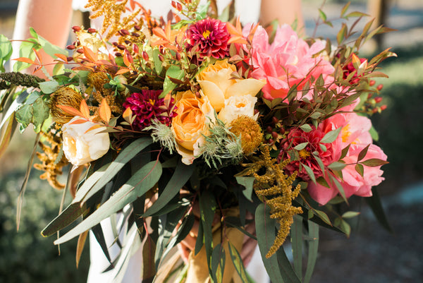 A BOHO COUNTRY WEDDING