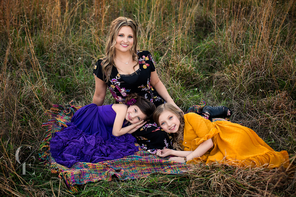 mother daughter boho inspired photoshoot