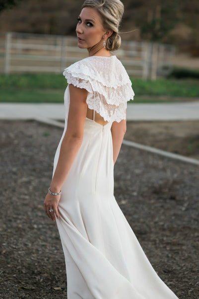 boho wedding dress inspiration
