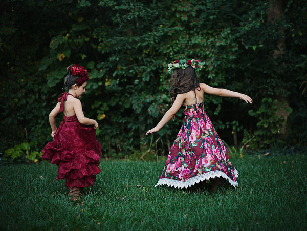 bohemian clothing for girls