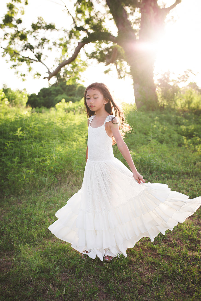 bohemian tween junior bridesmaid dresses boho beach maxi dress Christmas dress
