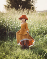 bohemian style children's clothing