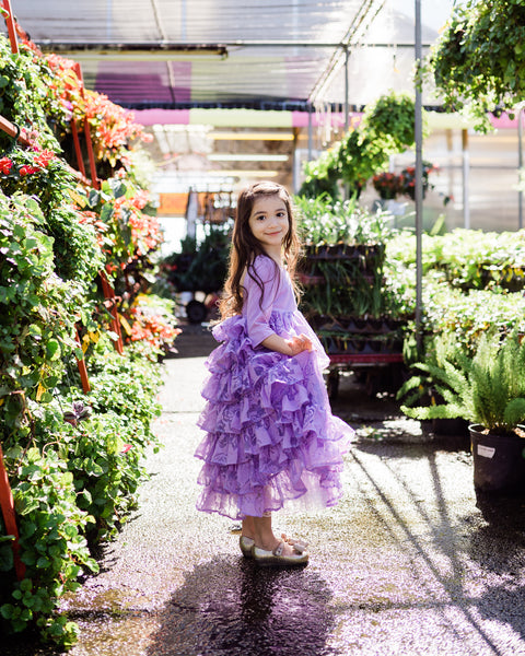 country vintage flower girl dresses rustic junior bridesmaid lavender dresses