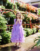 rustic flower girl dresses country junior bridesmaid ruffle dress