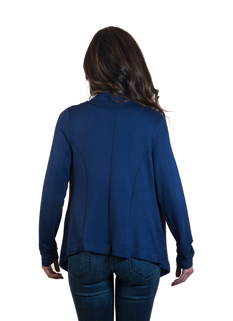Fleece Jacket Cardigan