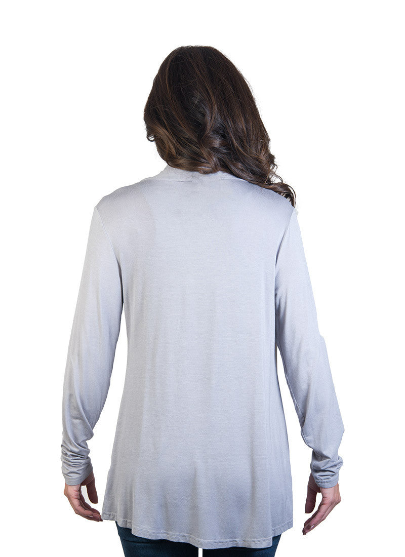 Modern Long Sleeve Basic Cardigan 3-Pack