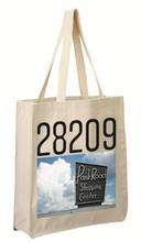 Zip Code Project Tote Bag - 12 variations
