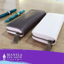 Manila Pen Show 2019 Exclusive 2 Pen Case in XL