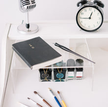 Clear Desk Shelf Mini