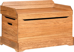 Carlisle's Toy Chest with Seat - Harvest Home Interiors