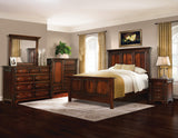 Image of customizable Ashley Shaker Style Bedroom Set from Harvest Home Interiors Amish Furniture