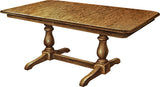 Boston Double Pedestal Table - Harvest Home Interiors