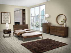 Image of customizable, solid wood Cambridge Bedroom Collection from Harvest Home Interiors Amish Furniture