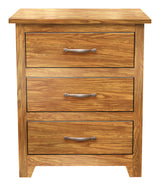 Image of customizable, solid wood Shaker Style Nightstand from Harvest Home Interiors Amish Furniture