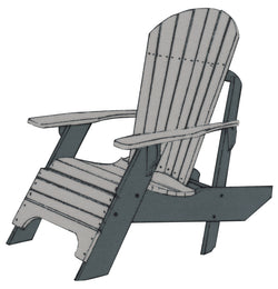 Adirondack Tiltback Chair - Harvest Home Interiors