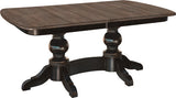 Harrison Double Pedestal Table - Harvest Home Interiors