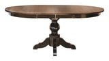 Harrison Single Pedestal Table - Harvest Home Interiors
