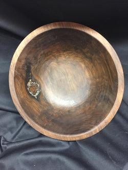 Walnut Hand Turned Bowl - Harvest Home Interiors